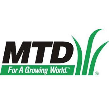 MTD 732-04076A OEM Extension Spring Zinc 1