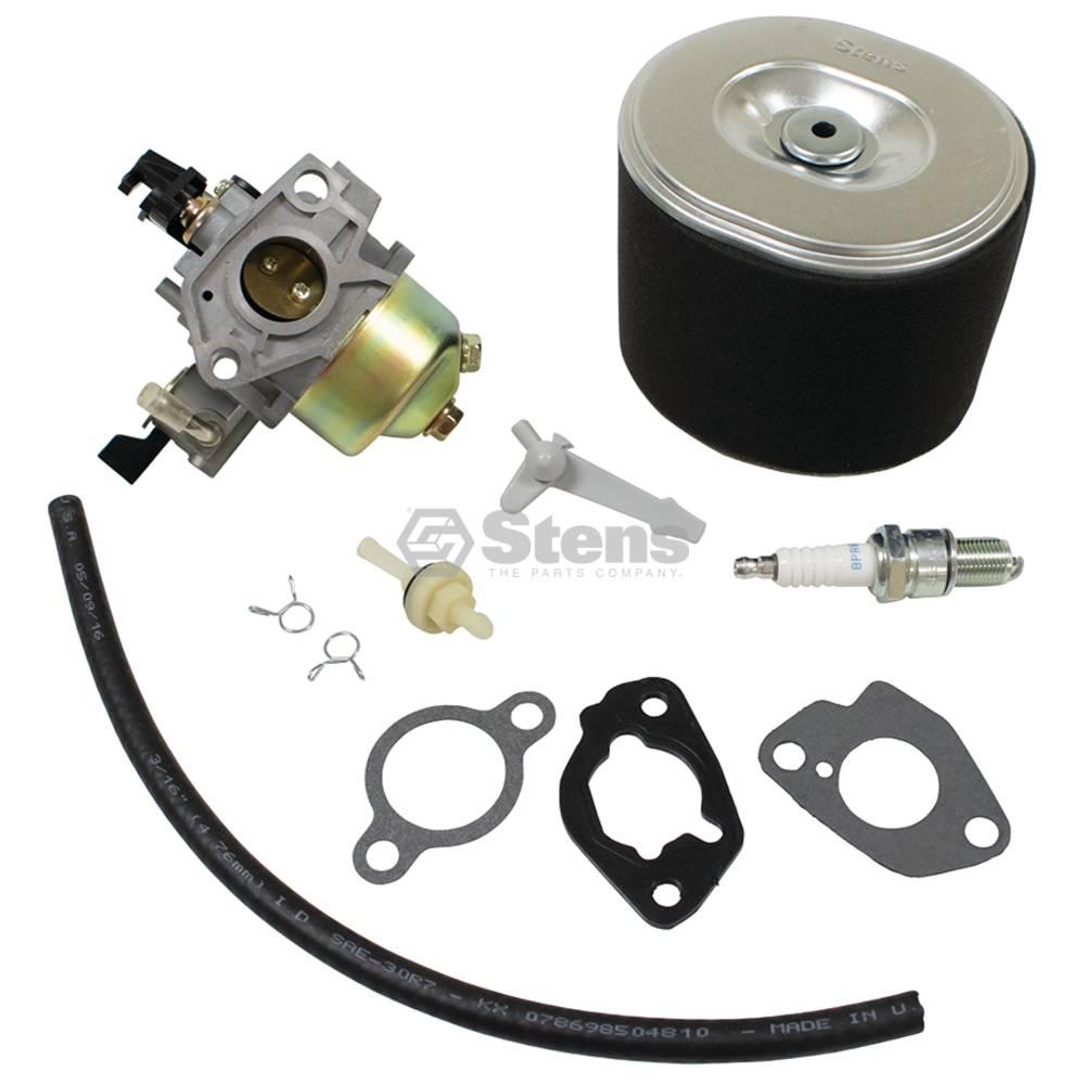 Carburetor Service Kit for Honda GX340 / 785-697