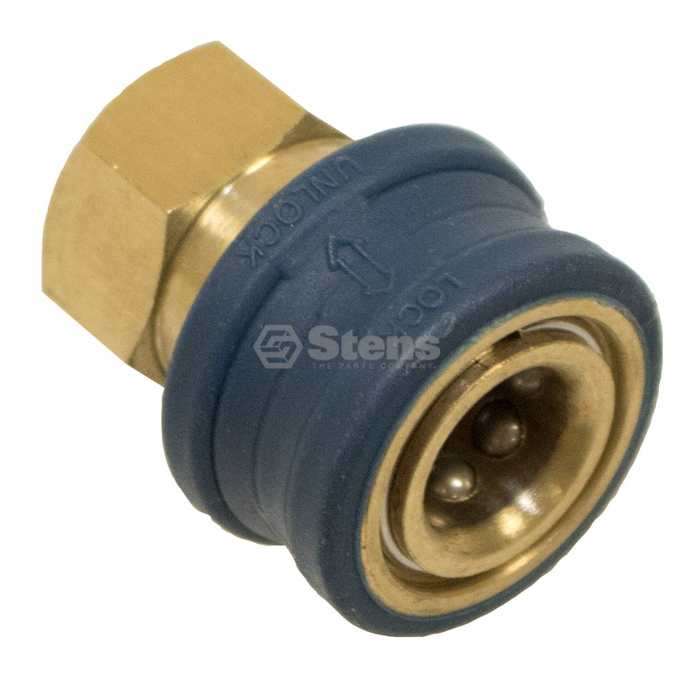 "1/4"" Quick Disconnect Coupler / 758-452"