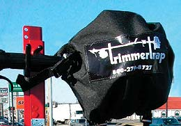 Line Trimmer Engine Cover / COV-TRI