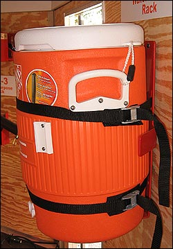 Adjustable Strap for Water Cooler WC-1 & GR-Cooler Rack / WC AJ-1