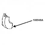 Honeywell OEM HW5500 Voltage Regulator, 337cc / 100949A