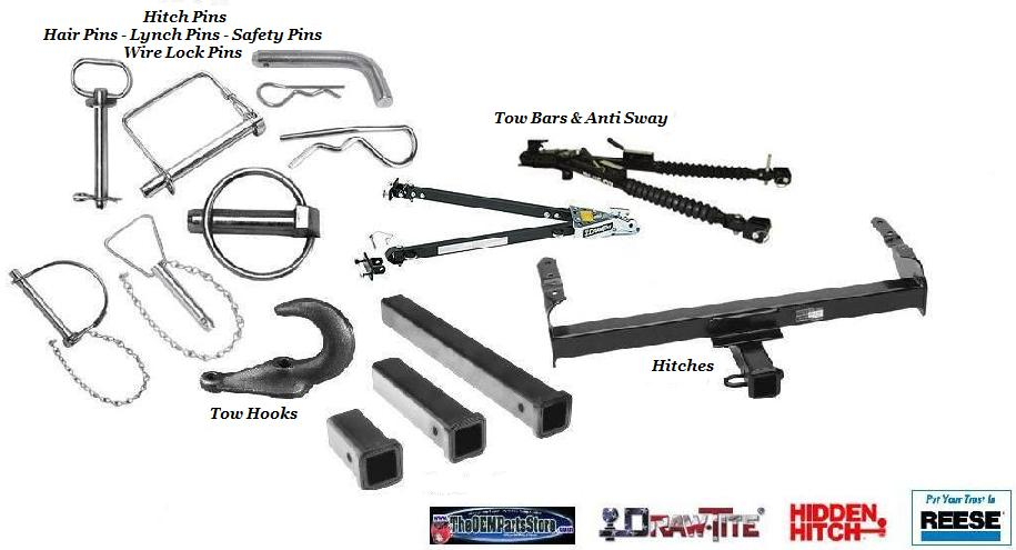 The Oem Parts Store - Your source for industry proven Towing Equipment