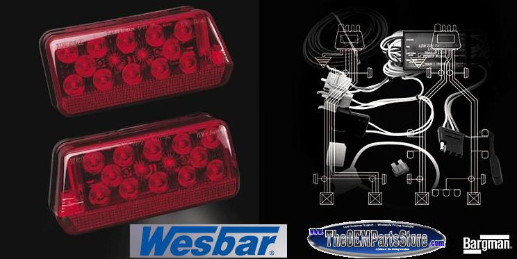 The OEM Parts Store Trailer Lights & Wiring
