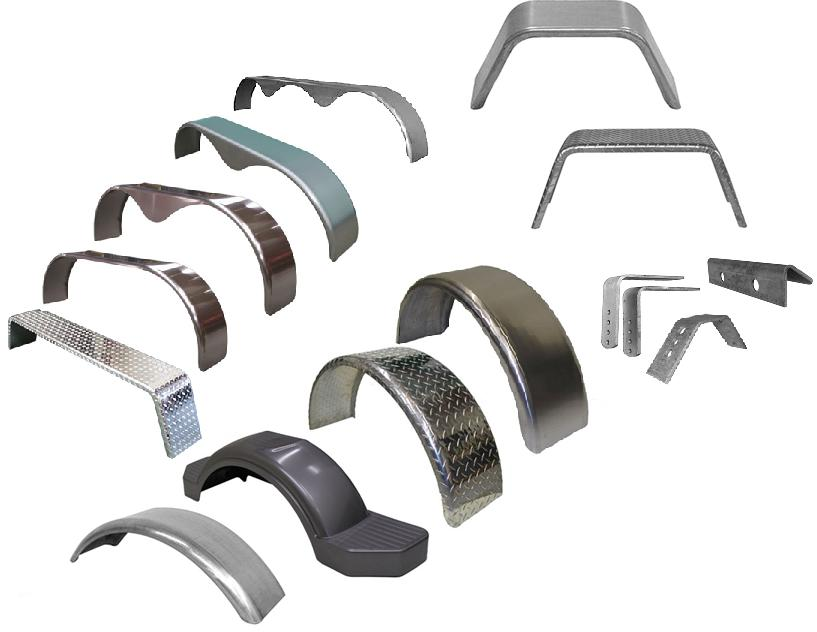 The OEM Parts Store Trailer Fenders